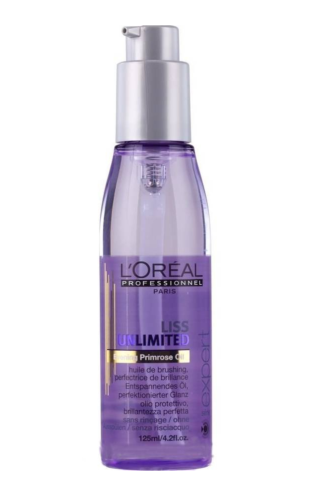 L'OREAL Liss Unlimited Evening Primrose Oil